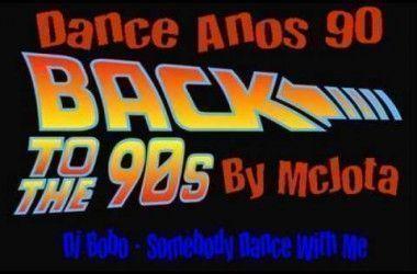 Coletânea de músicas dance dos anos 90