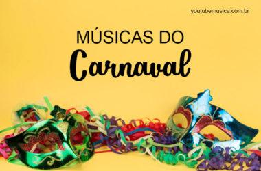 Músicas do Carnaval 2019