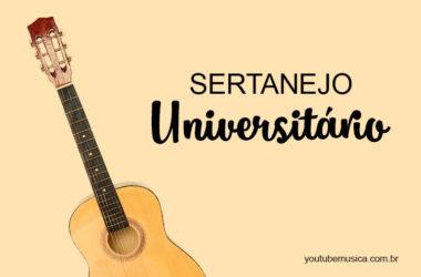 Sertanejo Universitário para Ouvir o Melhor da Sofrência!